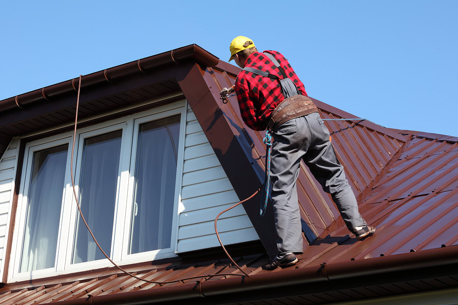 roof repairs for commercial and private clients